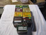 8 full bxs 28 ga shotgun shells + 22 shells 222 total