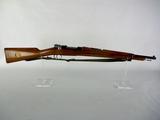 Swedish Mauser mod 38 6.5x55 Swedish round