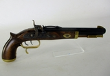 Traditions - Spain model Trapper, 50 cal black