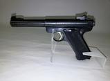 Ruger mod Mark II Target 22LR semi-auto pistol