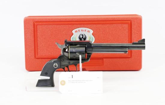 Ruger model Blackhawk 44 Rem mag revolver