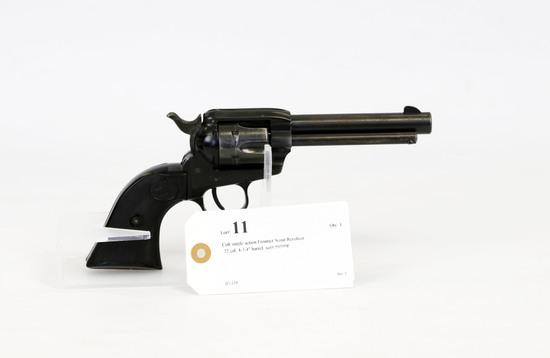 Colt single action Frontier Scout Revolver