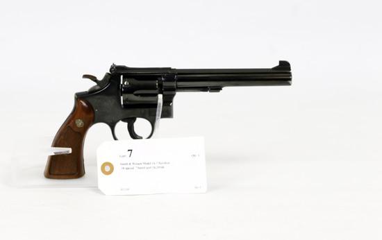 Smith & Wesson Model 14-3 Revolver