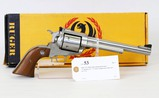 Ruger New Model Super Blackhawk Revolver