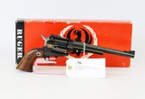 Ruger Model Hawkeye Revolver