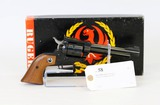 Ruger Model Single Six Revolver