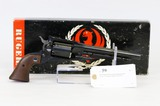 Ruger Model Old Army Black Powder Revolver