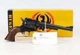 Ruger Model Blackhawk Revolver