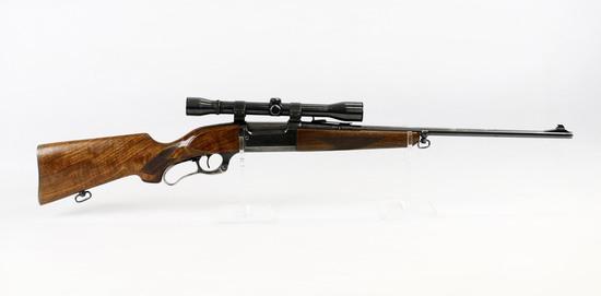 Savage Arms mod. 99 243 Win Cal L/A rifle w/Weaver K6 60-B scope  ser# 929254