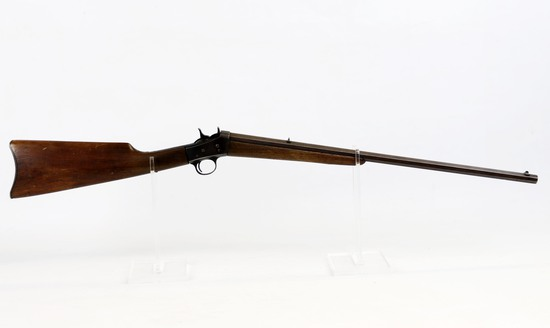 Remington mod ? 22 short cal single shot rifle octagon barrel ser# 93612