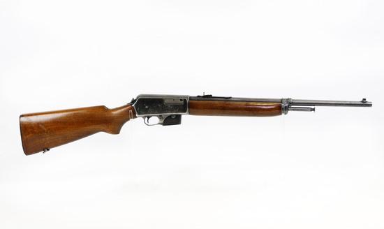 Winchester self-loading .351 cal semi auto rifle ser# 13989
