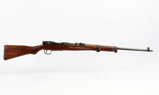 Japanese Ariska bolt action rifle ser# 65974