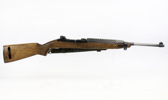 Universal 30 cal mod M-1 carbine rifle semi- auto w/ sling ser# 386904
