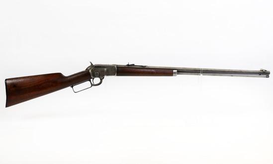Marlin model 1897 .22 S-L-LR cal L/A rifle octagon barrel ser# 348496