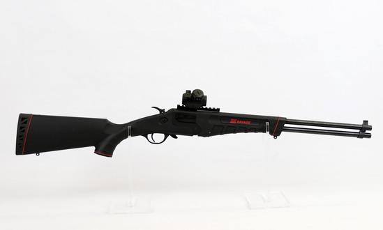 Savage Arms mod 42 .22 mag/410 ga. O/U w/Bushnell Quick Point scope ser# K636248