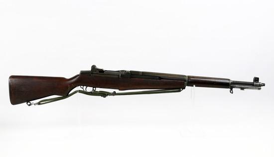 Winchester mod M-1 Garand 30 cal semi-auto rifle w/sling  ser# 1280205