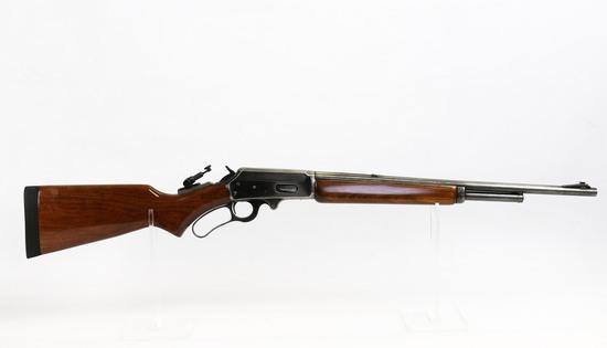 Marlin model 36-A 1893 30-30 cal L/A rifle Marlin safety with peep sight ser# 12782