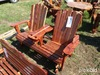 RED CEDAR DOUBLE ROCKER