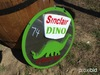 SINCLAIR DINO GAS SIGN