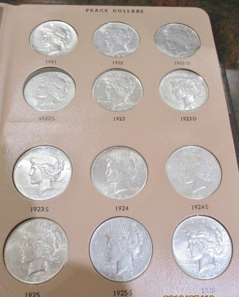 Coin & Silver Bullion Auction