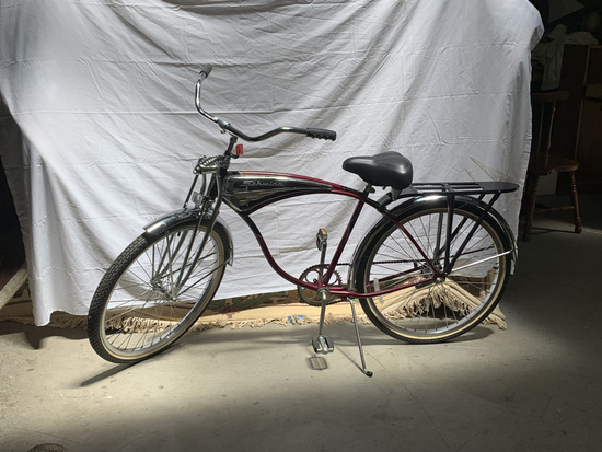 Schwinn Bicycle 100th Anniversary Bike