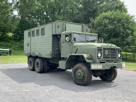 1983 AM General m934 5 Ton Military Expansible Truck