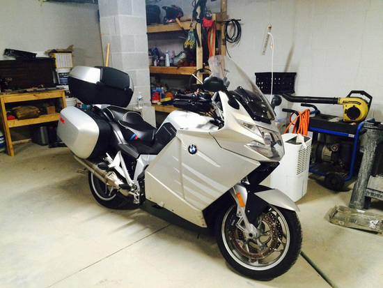 2006 BMW K1200 GT Motorcycle