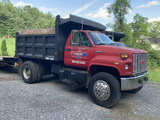 1990 GMC Top Kick Dump Truck 93,000 Miles