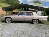 1990 Cadillac Fleetwood Brougham D'Elegance Only 14,000 Miles!!!