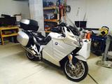 2006 BMW K1200 GT Motorcycle