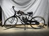 Lil Indian Moped/Bicycle w/Harley Davidson Motor