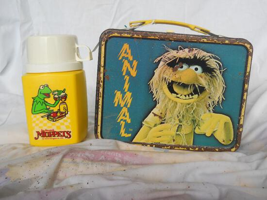 Muppets Lunchbox + Thermos