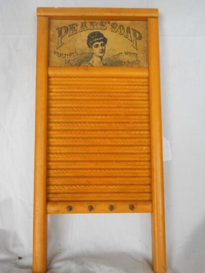 Washboard Key Hanger