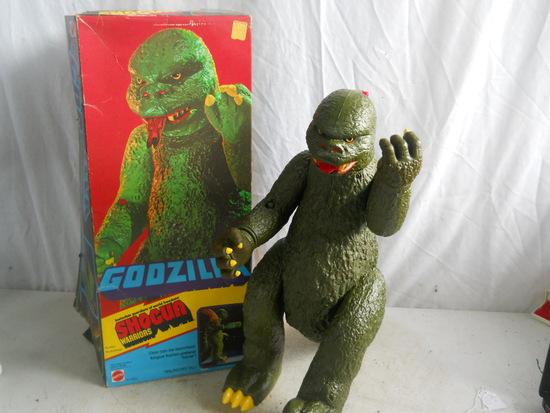 Mattel Shogun Warriors Godzilla