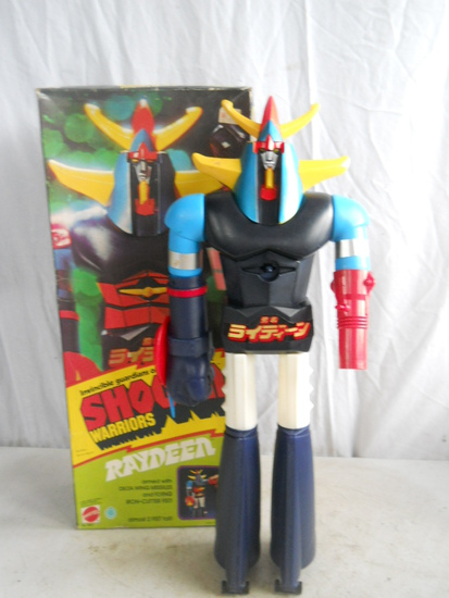 Mattel Shogun Warriors Raydeen