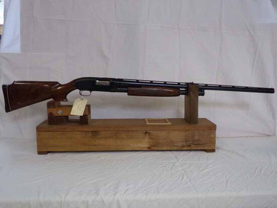 "Winchester Mod. 12 12 GA. Pump Full Choke 29"" Bbl."