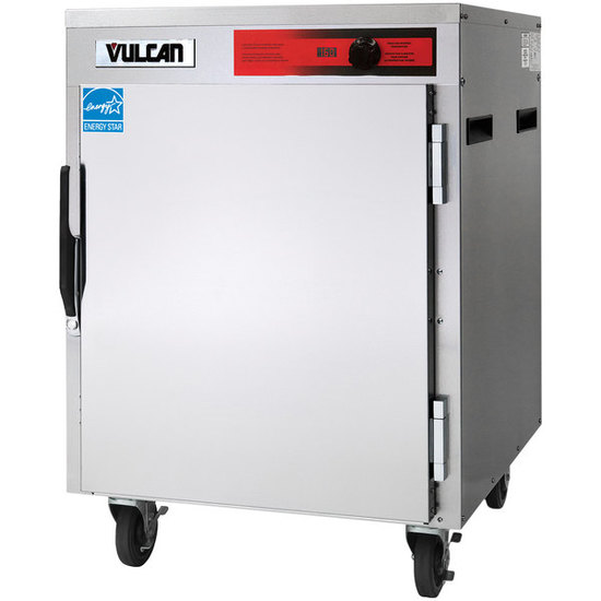 """2017 Vulcan VPT7 Heated Cabinet 1/2 Height Insulated Mobile Heated Cabinet"