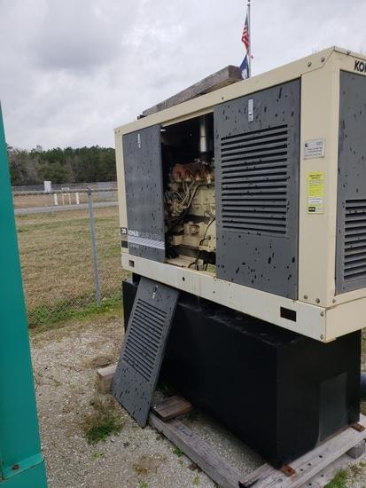 30KW Kohler Generator 1062 Hours