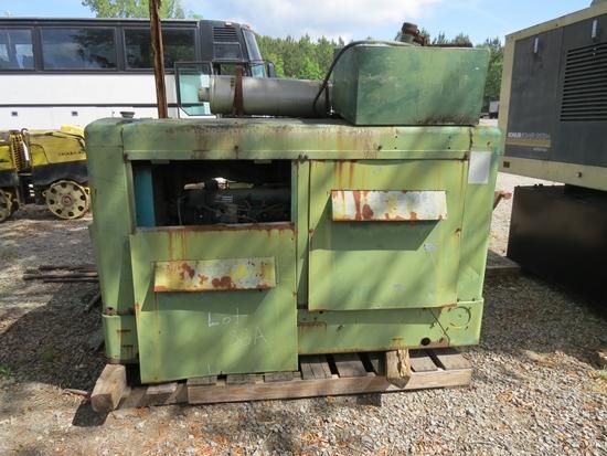 Ford Generator Serial: 15968 1-29-HC