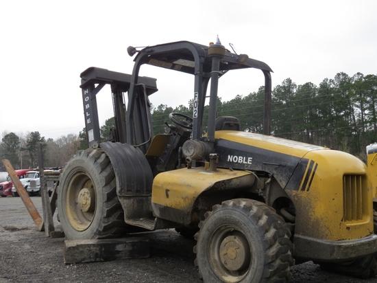 """""""2004 Noble Forklift SN: 4RT01337   Model: RT604WD"""