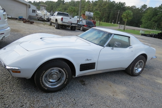 """1971 Corvette Stingray"