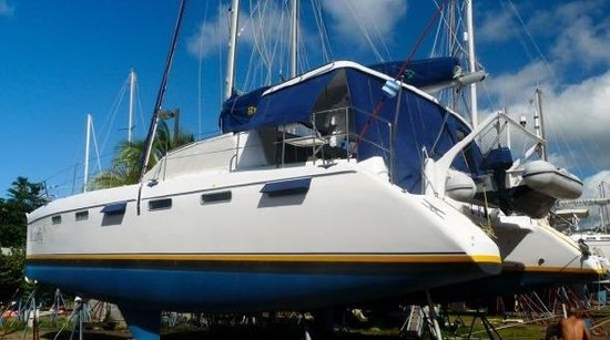 """2008 Fast Cat 445 Catamaran"