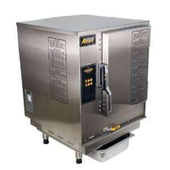 """AccuTemp Evolution Electric Steamer Model: E62083D15000300"