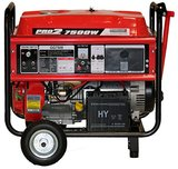 NEW 7500 WATT GENERATOR NEW 7500 WATT GENERATOR NEW SUPPORT EQUIPMENT power