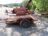 Tilt Trailer Single Axle