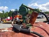 Fuel Tank On trailer w/ pump