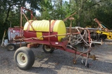 Stuckey Bros Burroughs Sprayer SN: 4667