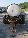 600 Gallon Diesel Fuel Tank Trailer