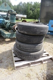 Pallet of Misc. Tires