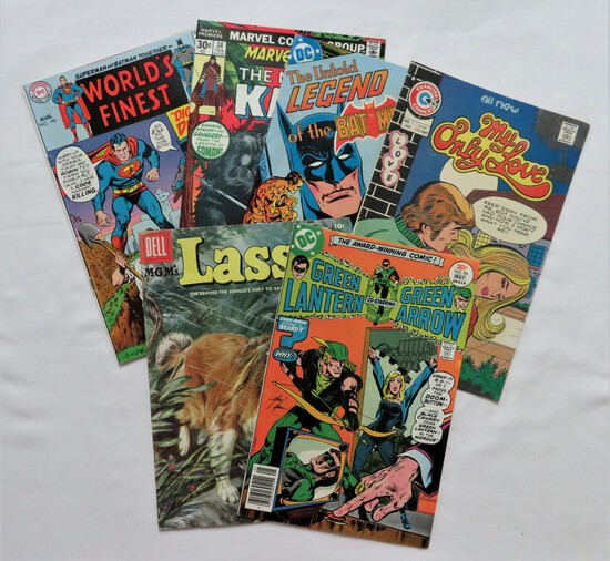 Tyrrell's Antiques Comic Books Auction